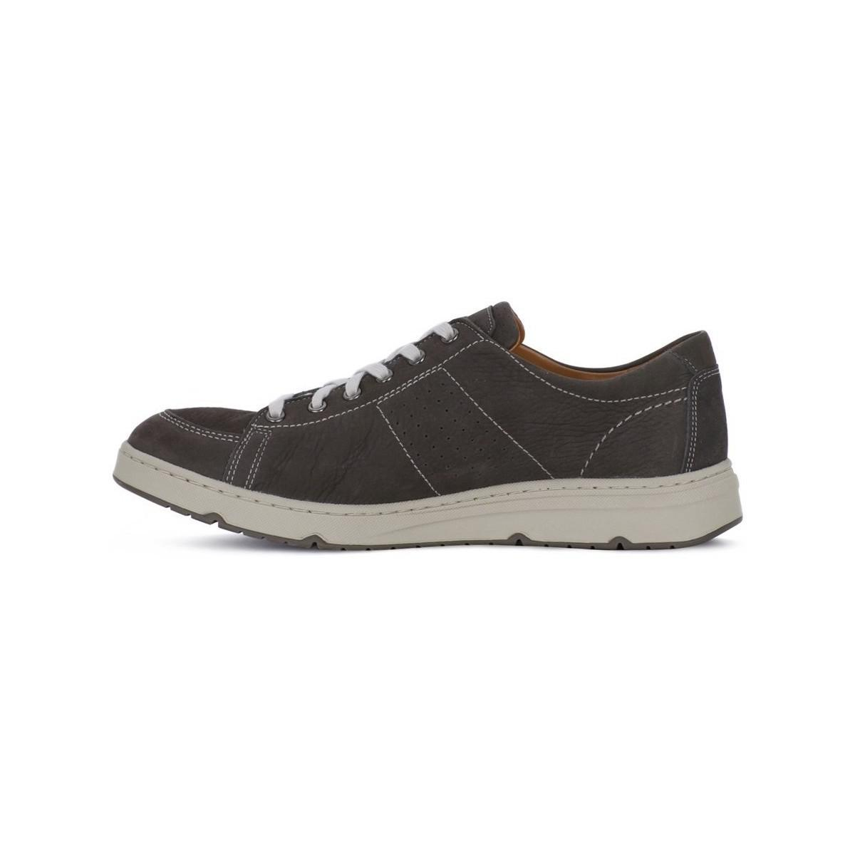 Mephisto Jerome Sportbuck Men's Shoes (trainers) In Black for Men