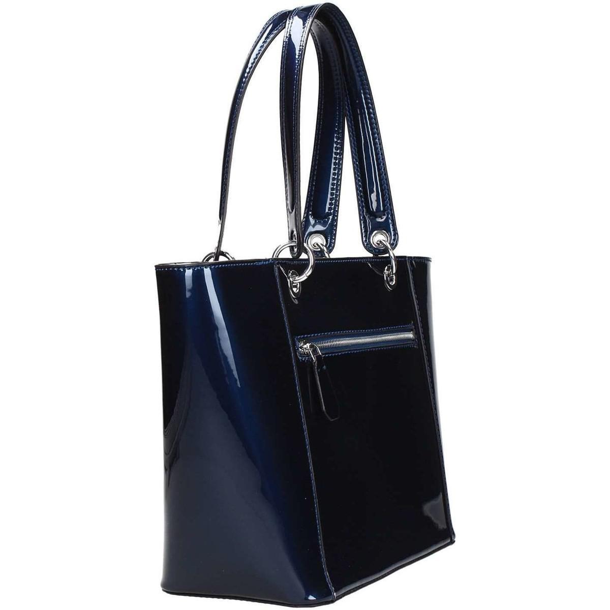 94362f73d21a Guess Hwpt66 91230 Shopping Bag Women s Shopper Bag In Blue in Blue ...