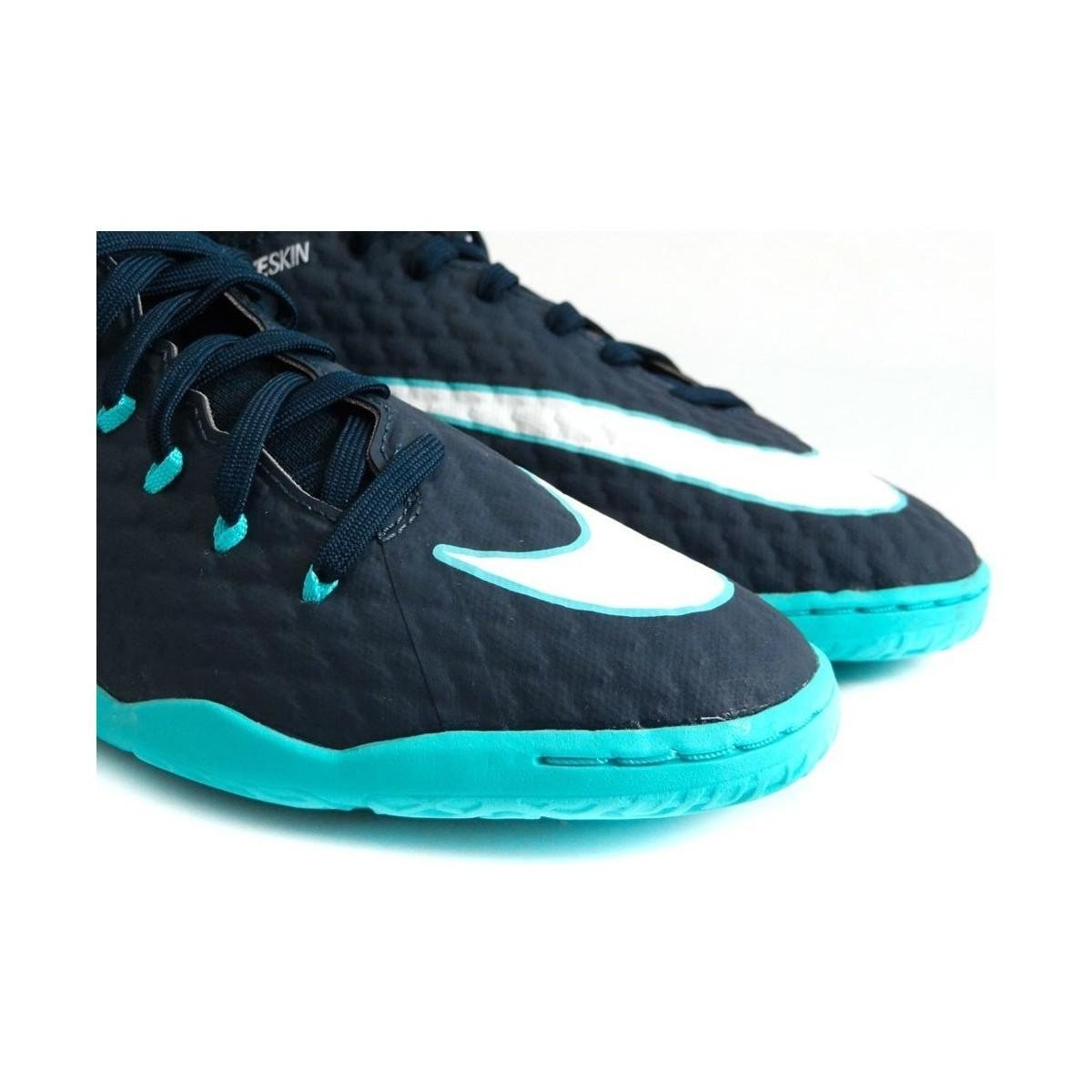 Nike Hypervenomx Phelon Iii Dynamic Fit Ic Men's Shoes (trainers) In Multicolour in Blue for Men