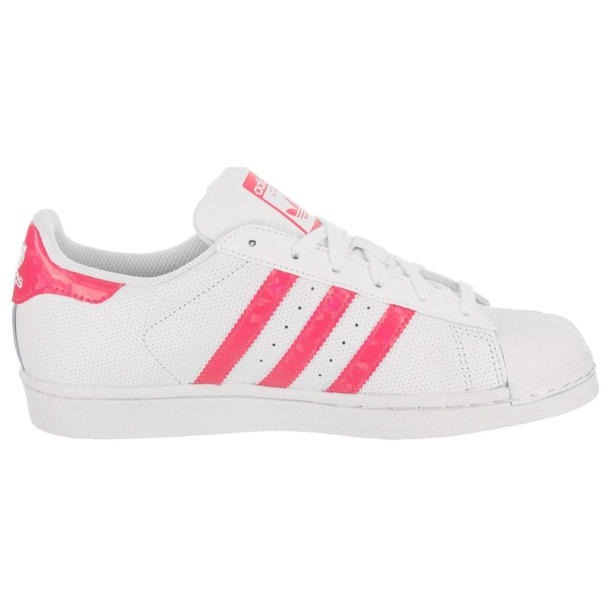 adidas Superstar Db1210 Women's Shoes (trainers) In White