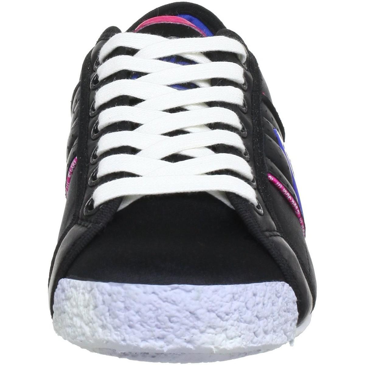 Le Coq Sportif Escrime Neoprene Women's Shoes (trainers) In Black