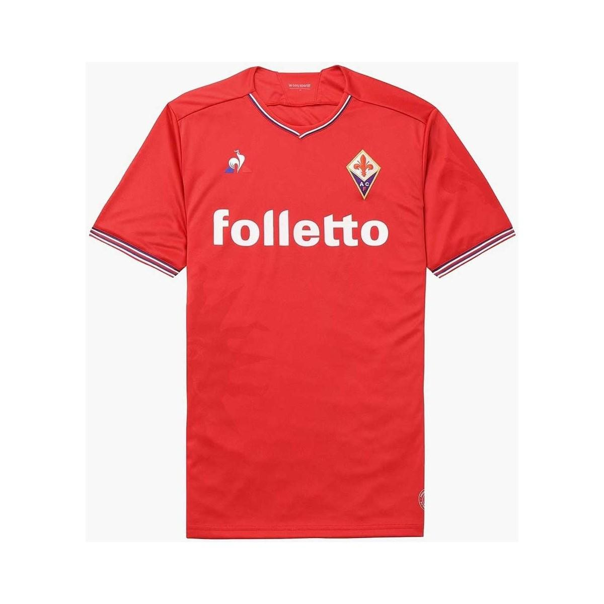 464b53976 Le Coq Sportif 2017-2018 Fiorentina Third Football Shirt Women s T ...