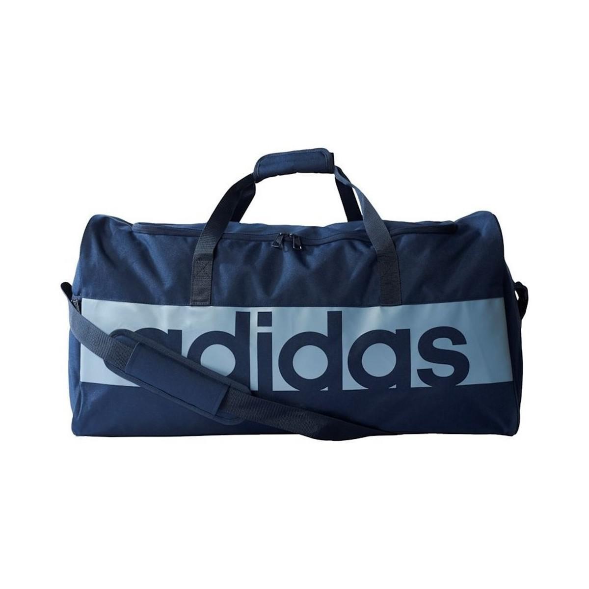 09b3f082784c Adidas Lin Per Tb L Women s Sports Bag In Multicolour in Blue for ...