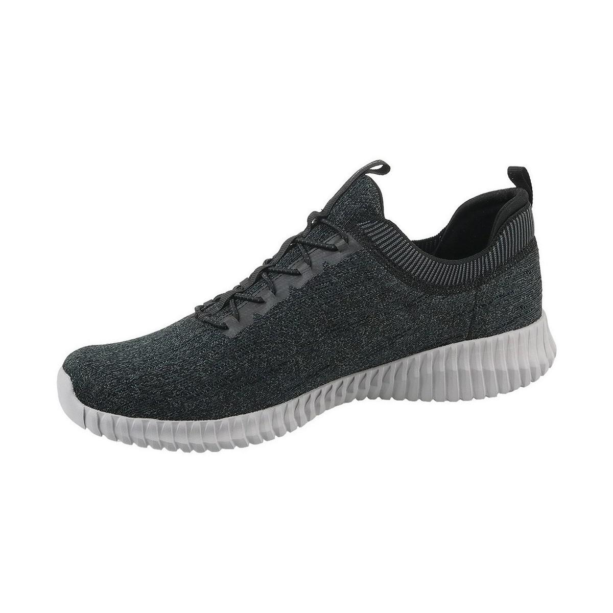 Skechers Elite Flex Men's Shoes (trainers) In Grey in Grey for Men