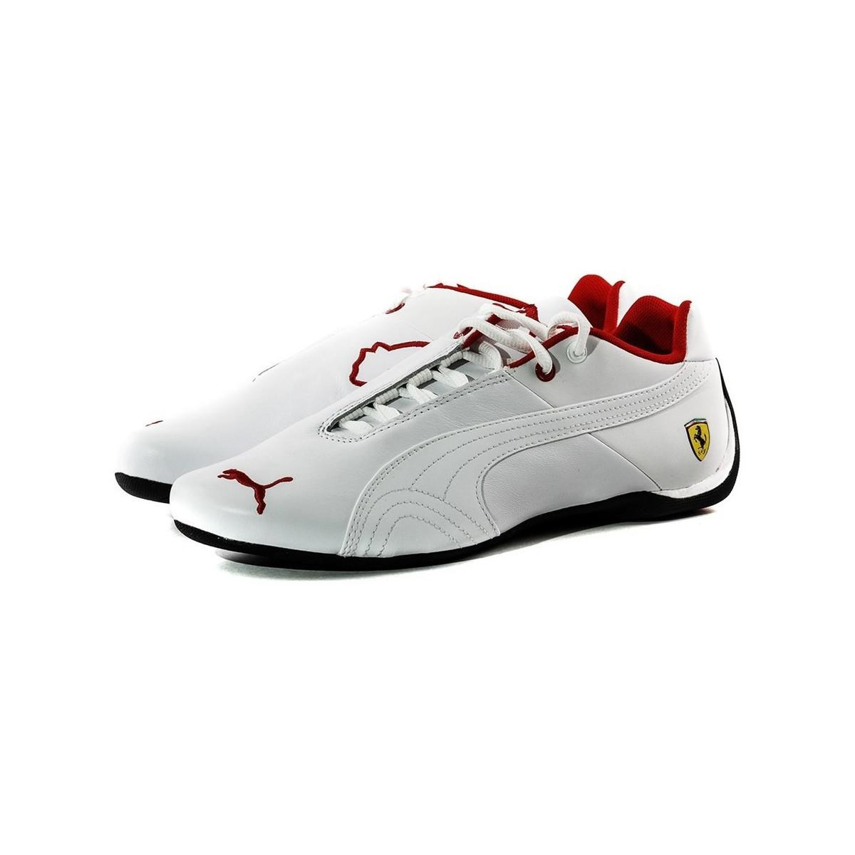 Trainers In Shoes Leather Sf White Cat Puma Future Men's 56xRaqw