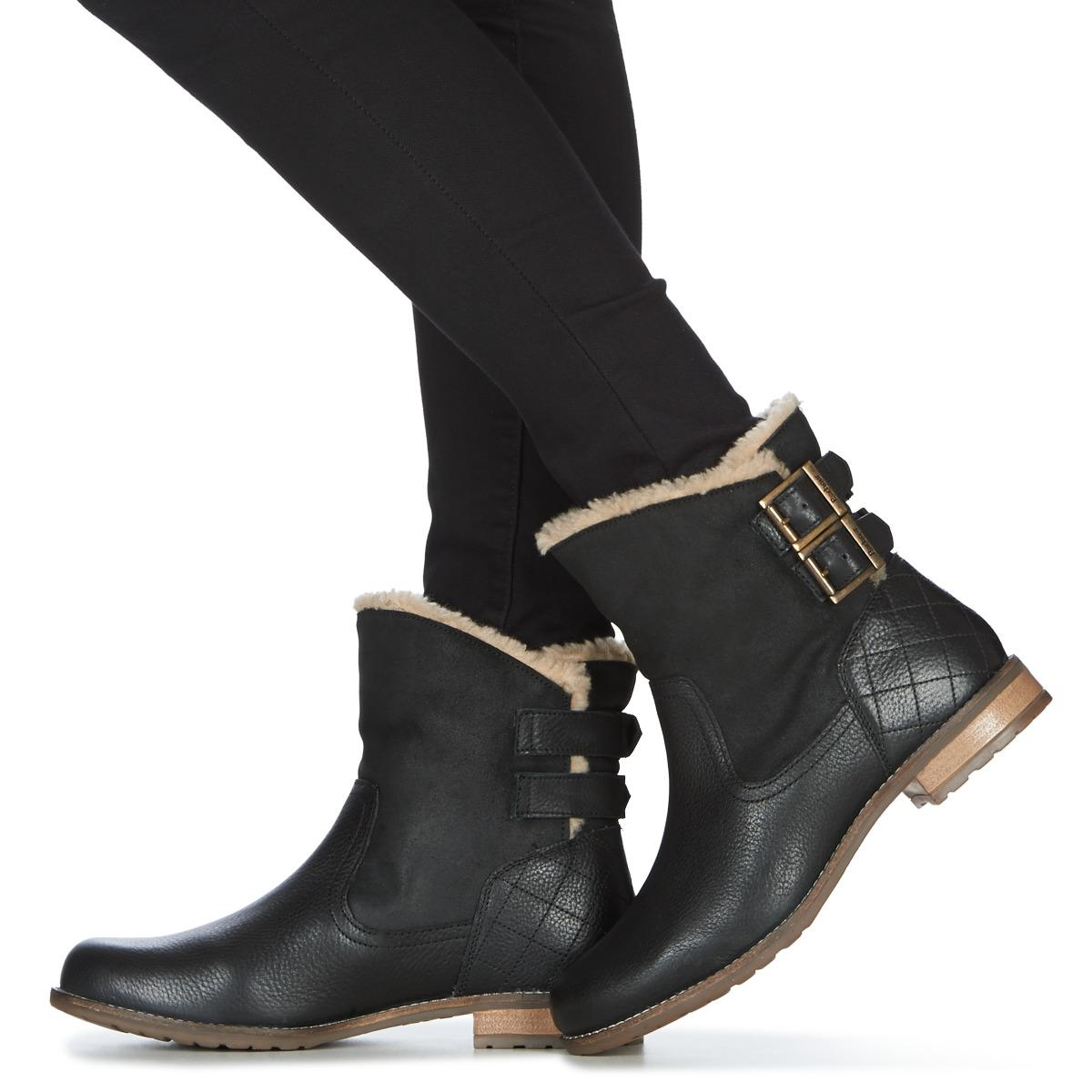 Barbour Jessica Low Ankle Boots in