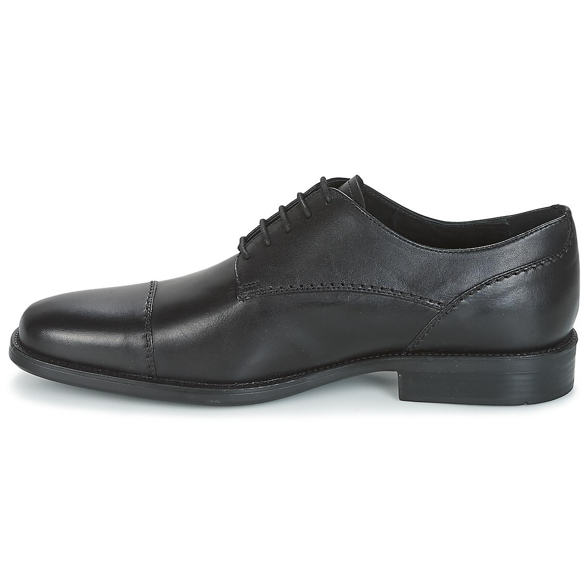 Geox Federico A Men's Casual Shoes In Black for Men