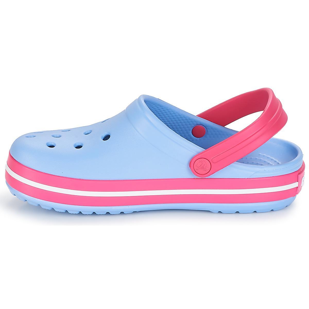 Crocs�?Crocband Men's Clogs (shoes) In Multicolour in Blue for Men