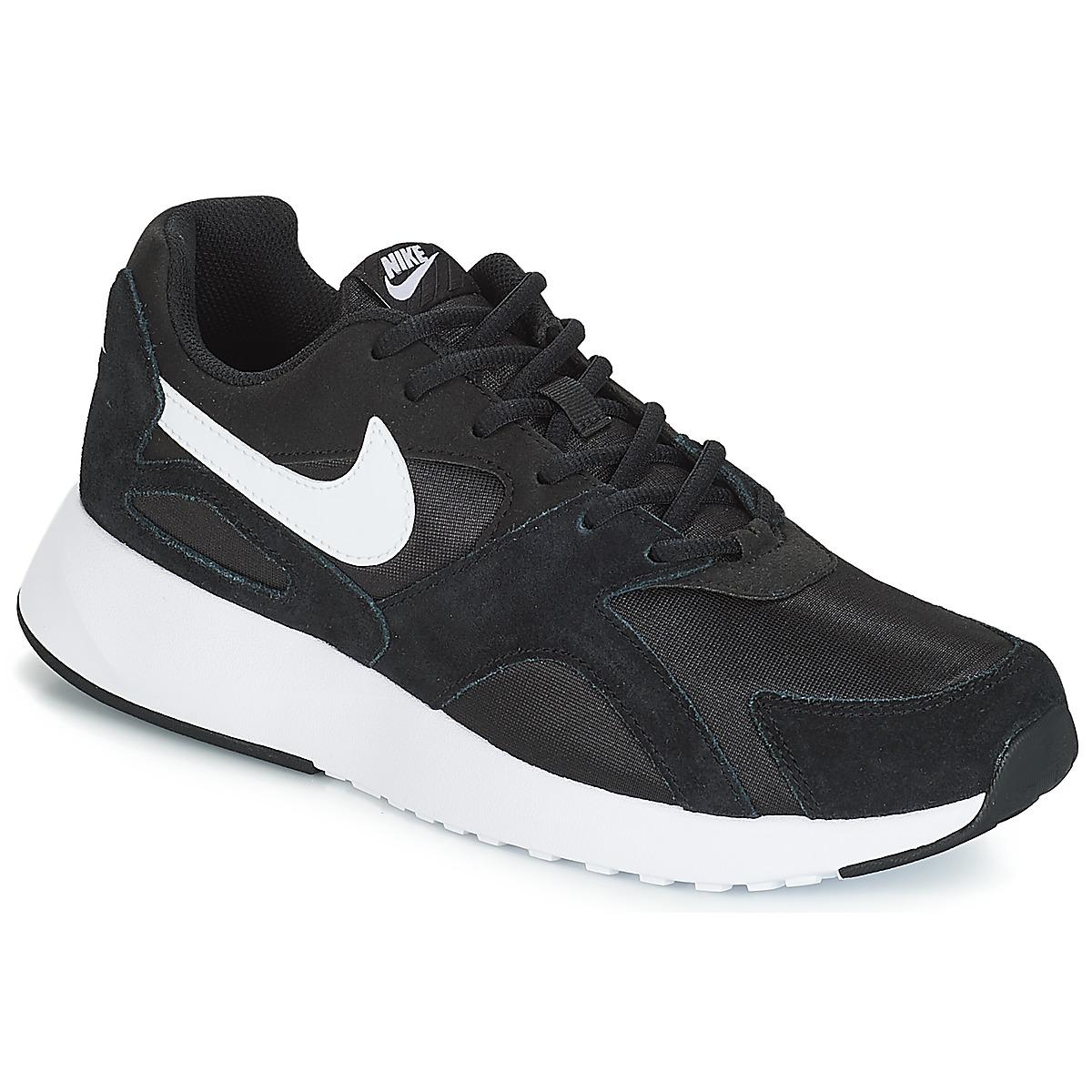 333cc3a7d76c Nike Pantheos Men s Shoes (trainers) In Black in Black for Men ...
