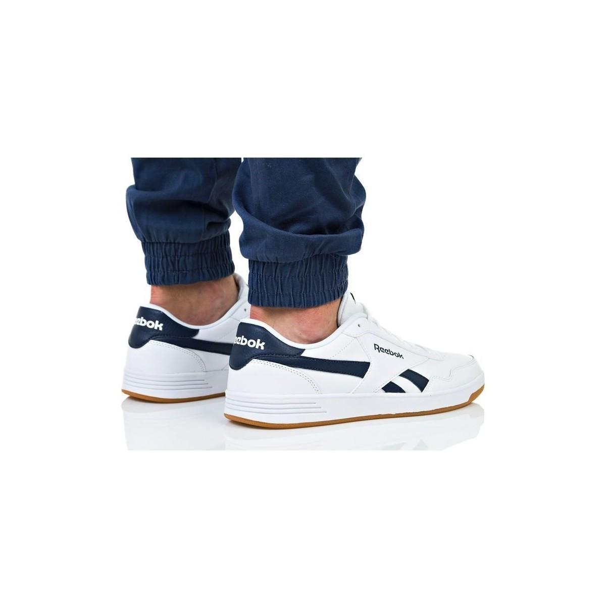 Royal Techque T hommes Chaussures en blanc Reebok pour homme en coloris Blanc