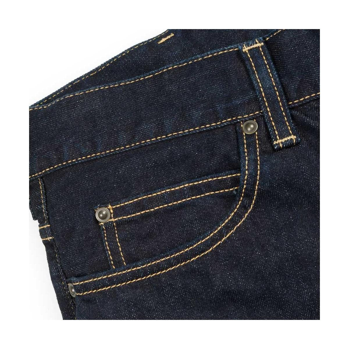 Carhartt Denim Marlow Pant Straight Fit Jeans Men's Jeans In Pink for Men