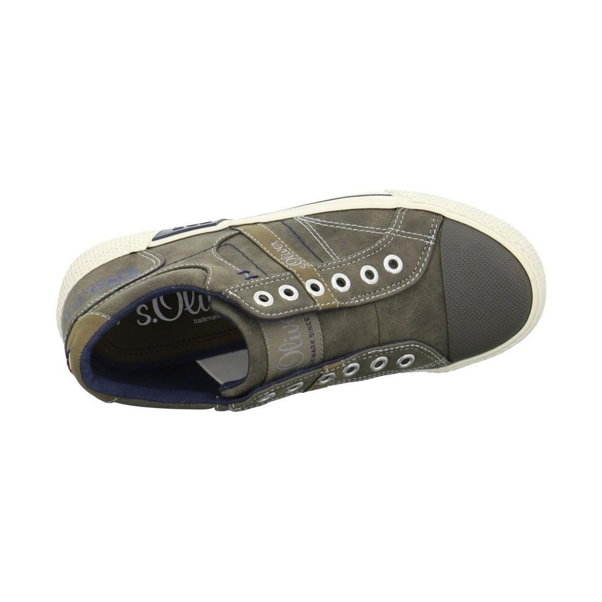 S.oliver Kinder Women's Shoes (trainers) In Grey in Grey