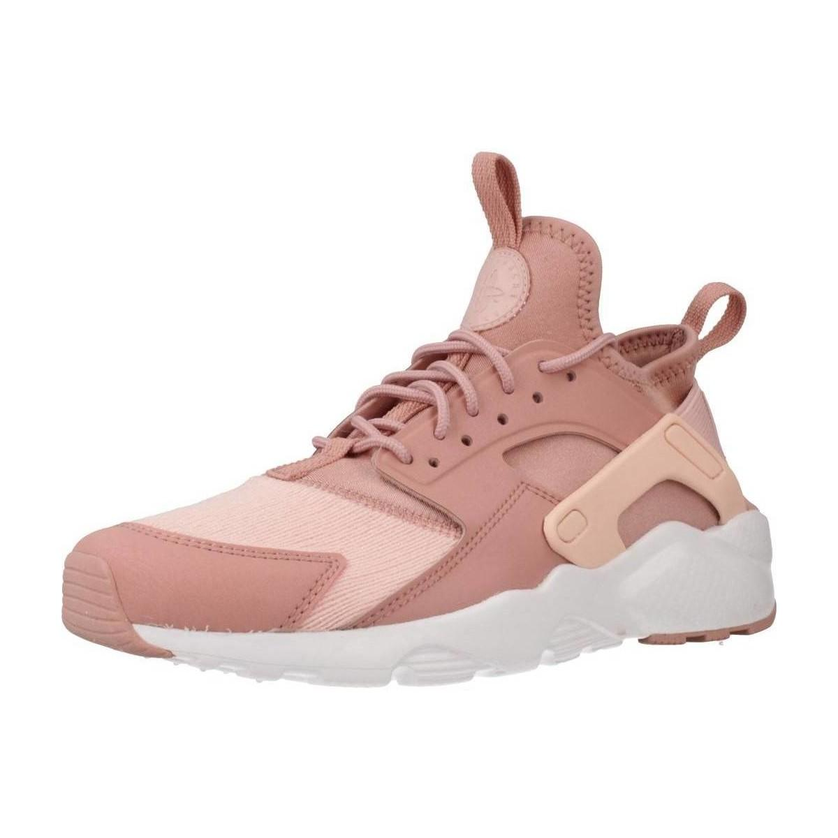 a196bba16987 Nike Air Huarache Run Ultra Se (g Women s Shoes (trainers) In Pink ...