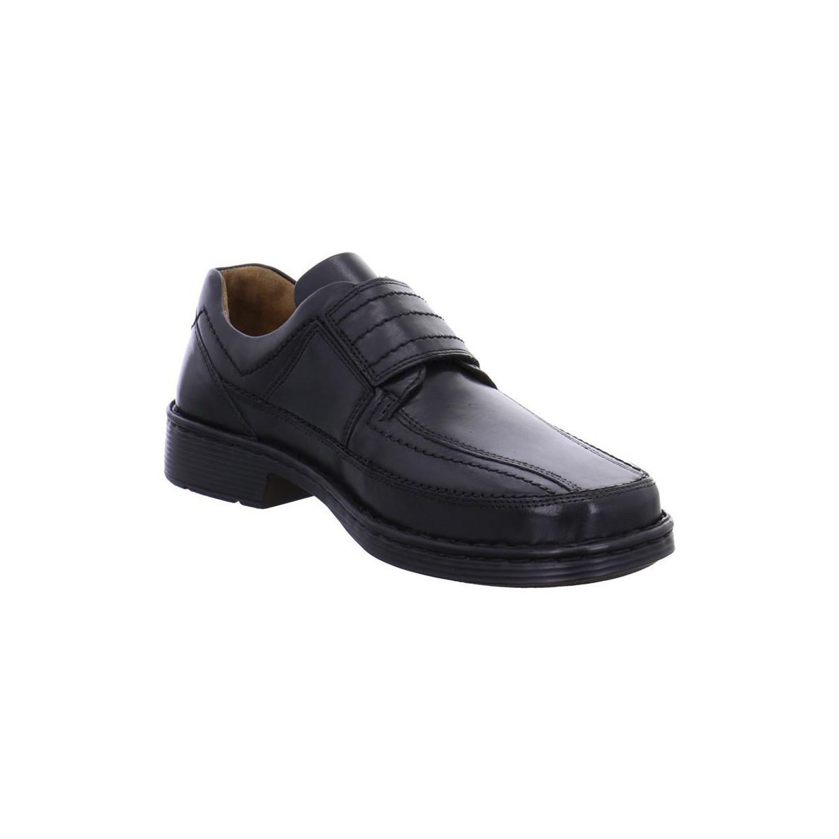 Josef Seibel. Bradford 06 Klett Men's Loafers / Casual Shoes ...
