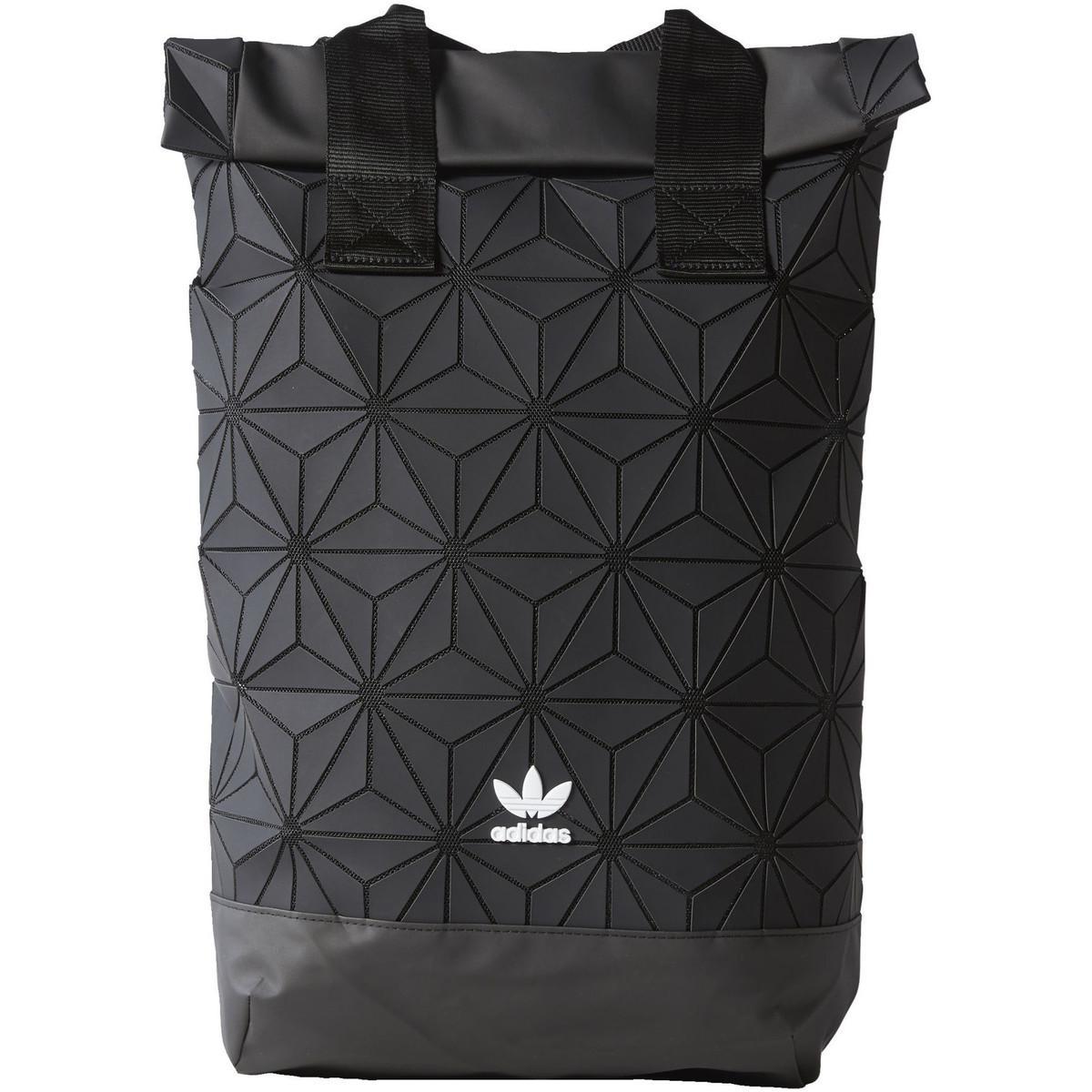 Coloris Black Femmes Pour Top À Homme Sac Roll Dos Adidas 3d Noir En txhQrCsd