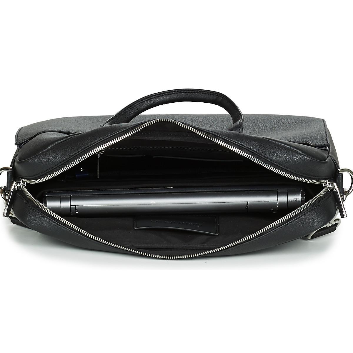 SLIVER 1G LAPTOP BAG hommes en Noir Jean Calvin Klein pour homme en coloris Noir