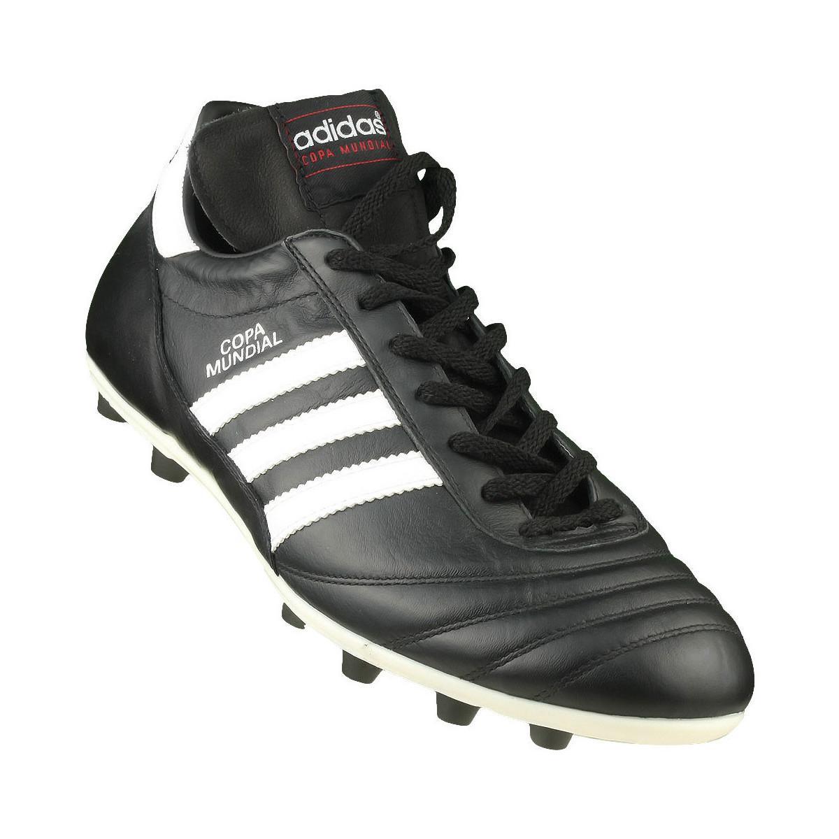 adidas copa mundial uomini scarpe da calcio in nero in nero per gli uomini.