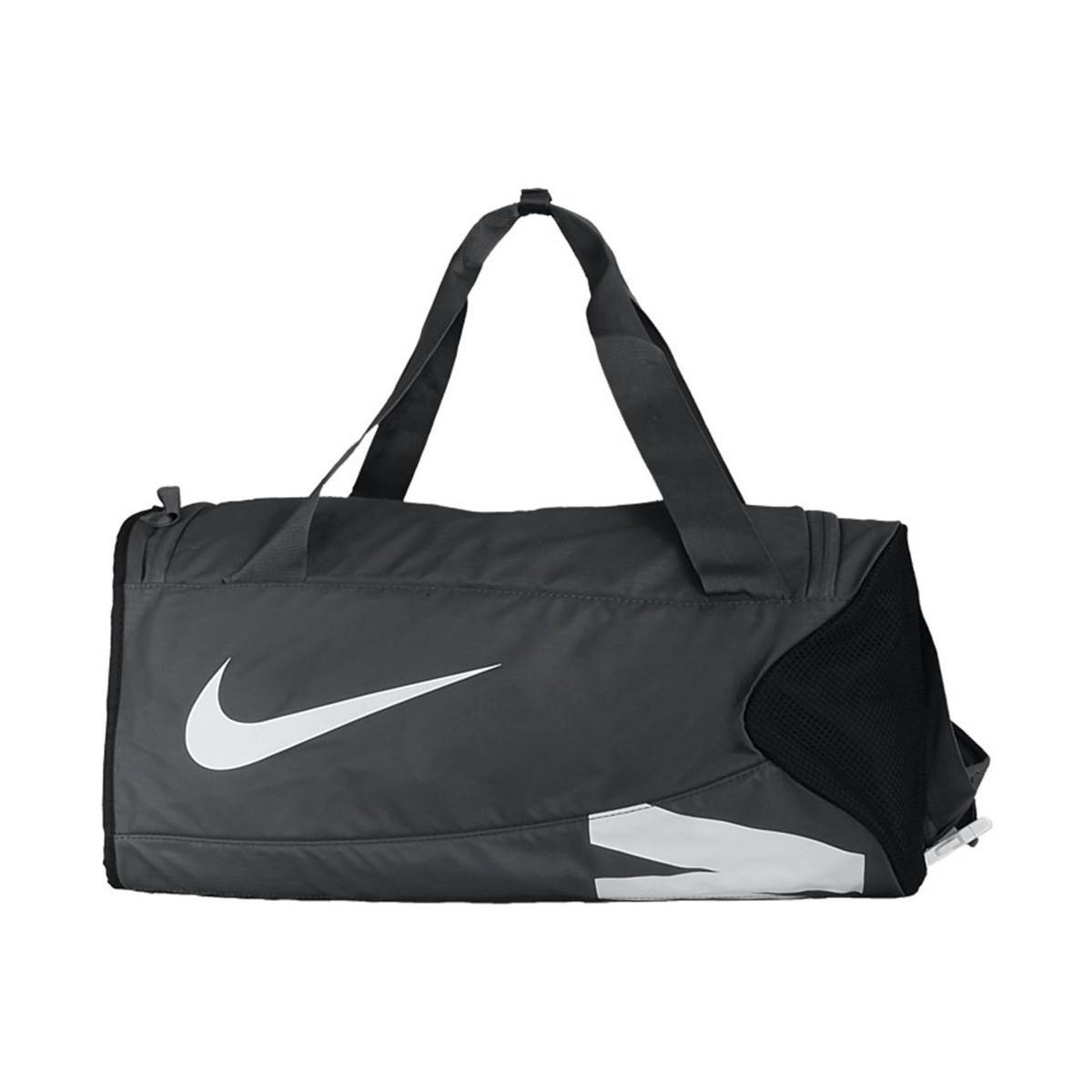 Nike Alpha Adapt Crossbody Women's Sports Bag In Grey in Grey