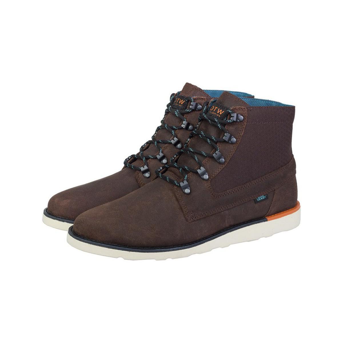 Vans Footwear Breton Boot in Brown for Men