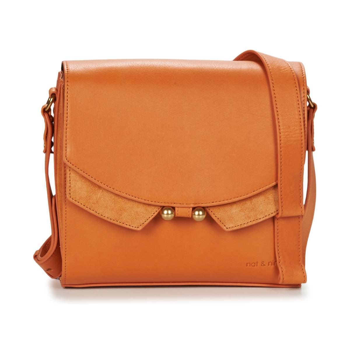 23448dba226f Nat et nin Carmen Women s Shoulder Bag In Orange in Orange