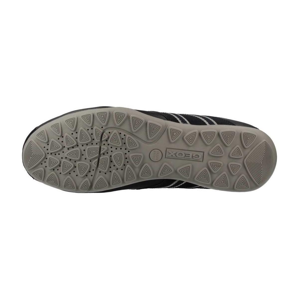Geox Lage Sneakers U Ravex in het Blauw voor heren