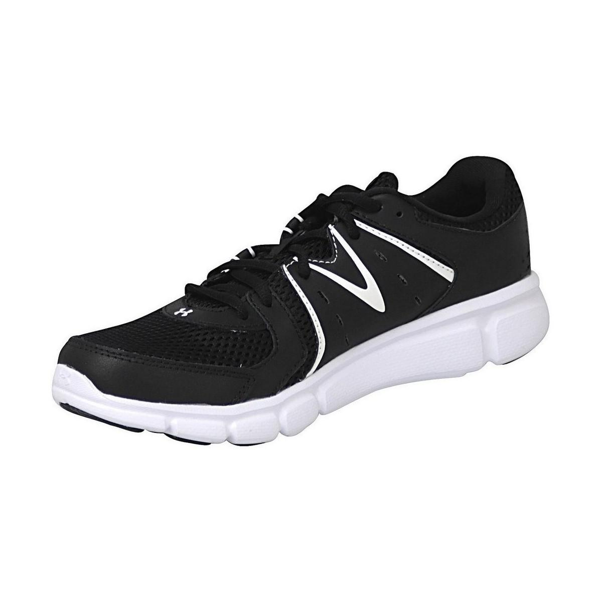 the best attitude 1074b 306ae Under Armour Thrill 2 Men's Shoes (trainers) In Black in ...