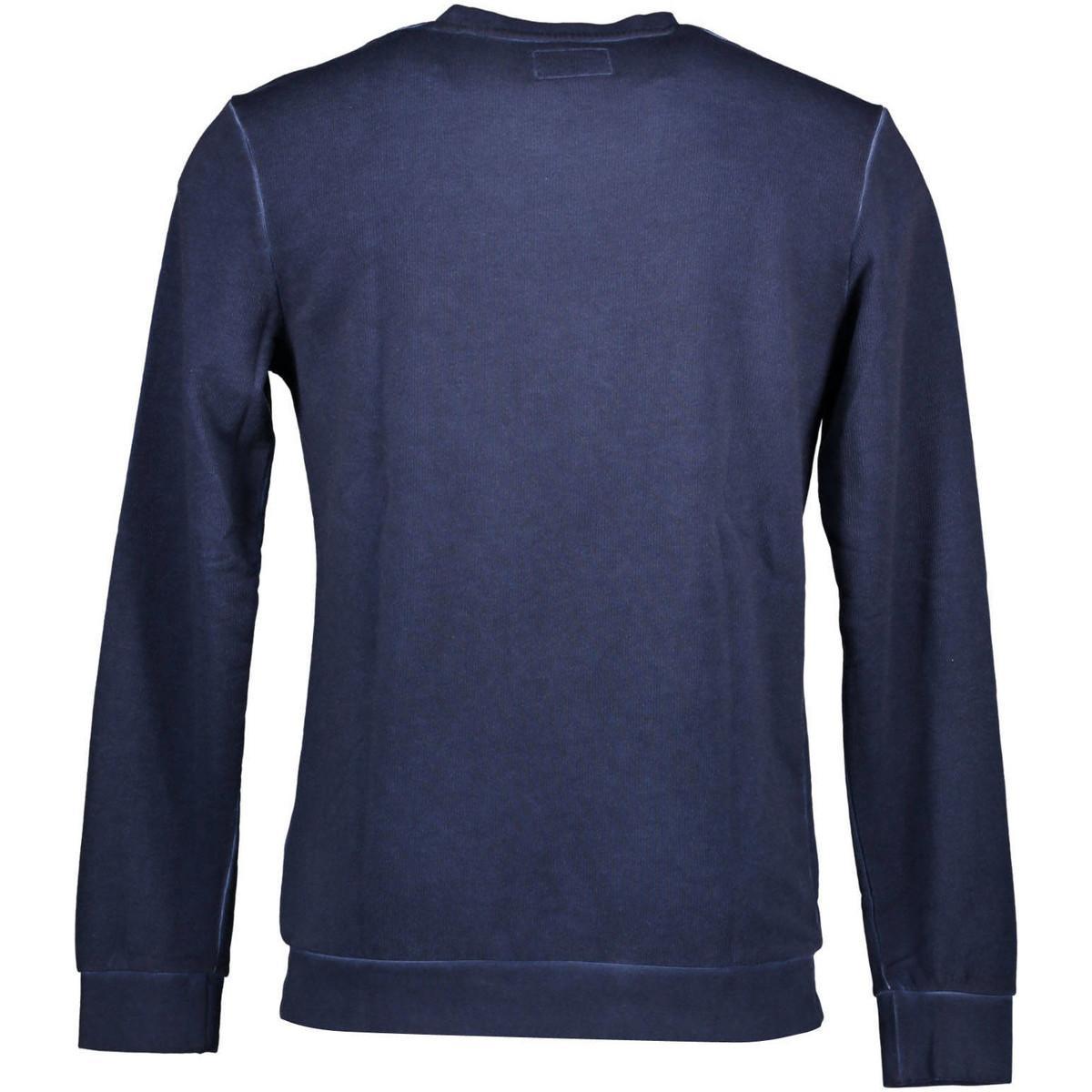 Guess Sweater M83q05k7cl0 in het Blauw voor heren