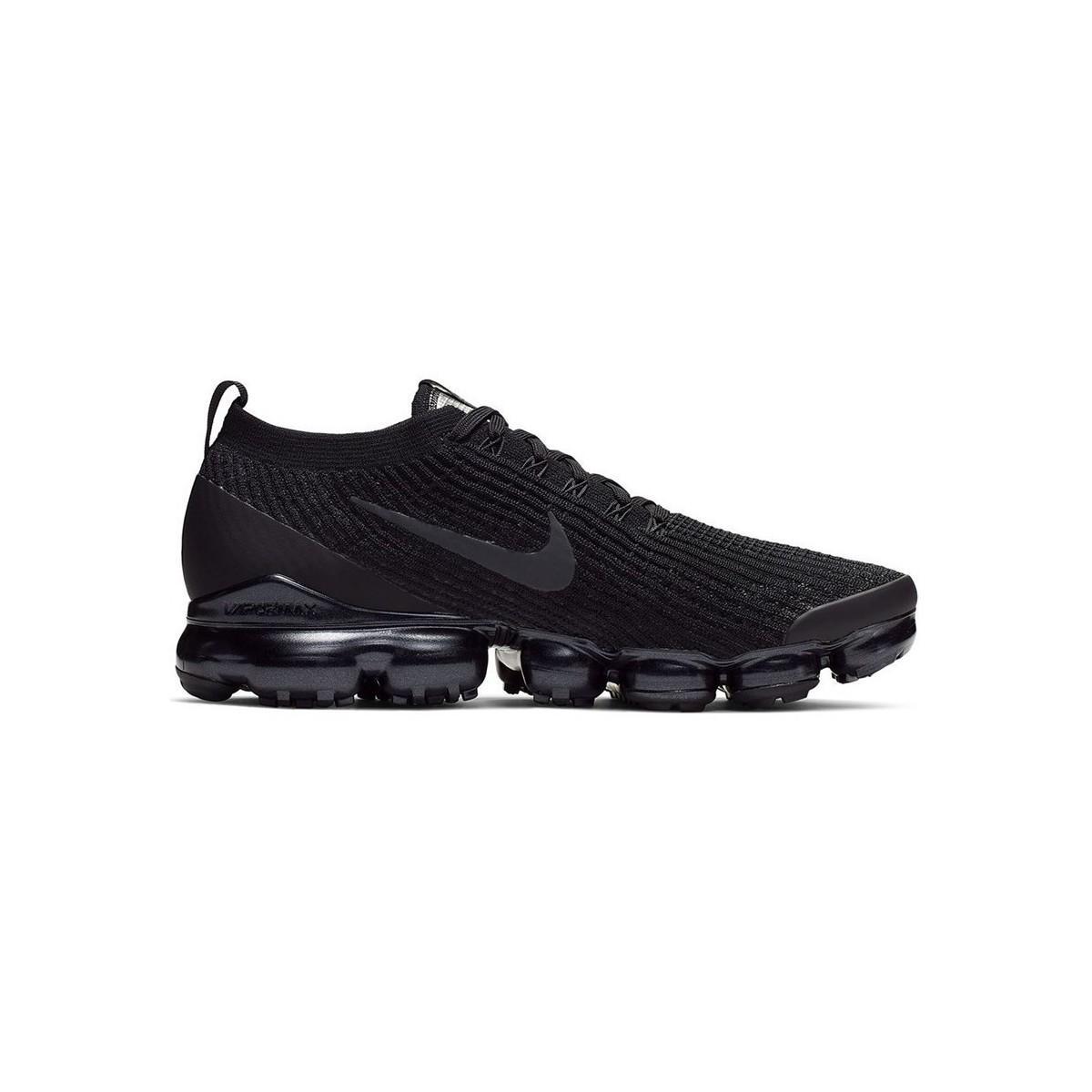 Air VaporMax Flyknit 3 Synthétique Nike pour homme en coloris Noir ...