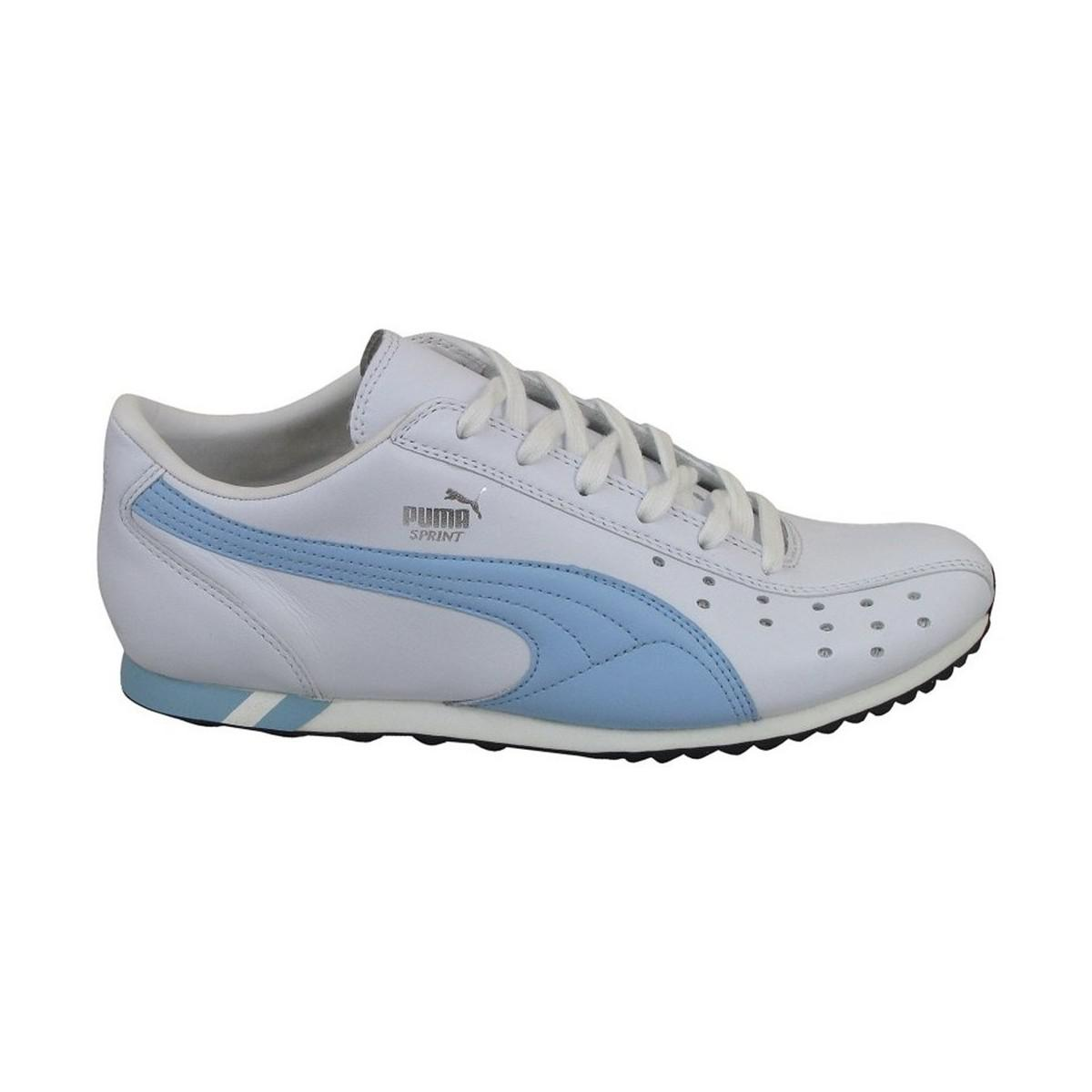 grand choix de 67f34 e4e27 PUMA Sprint Women039 Women's Shoes (trainers) In White - Lyst