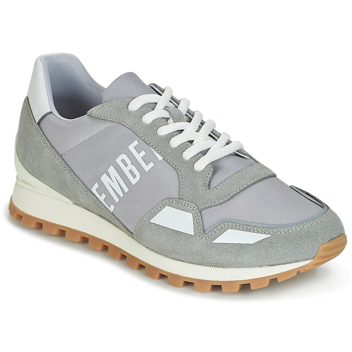 Bikkembergs Fend-er 2086 Shoes (trainers) in Grey (Grey)