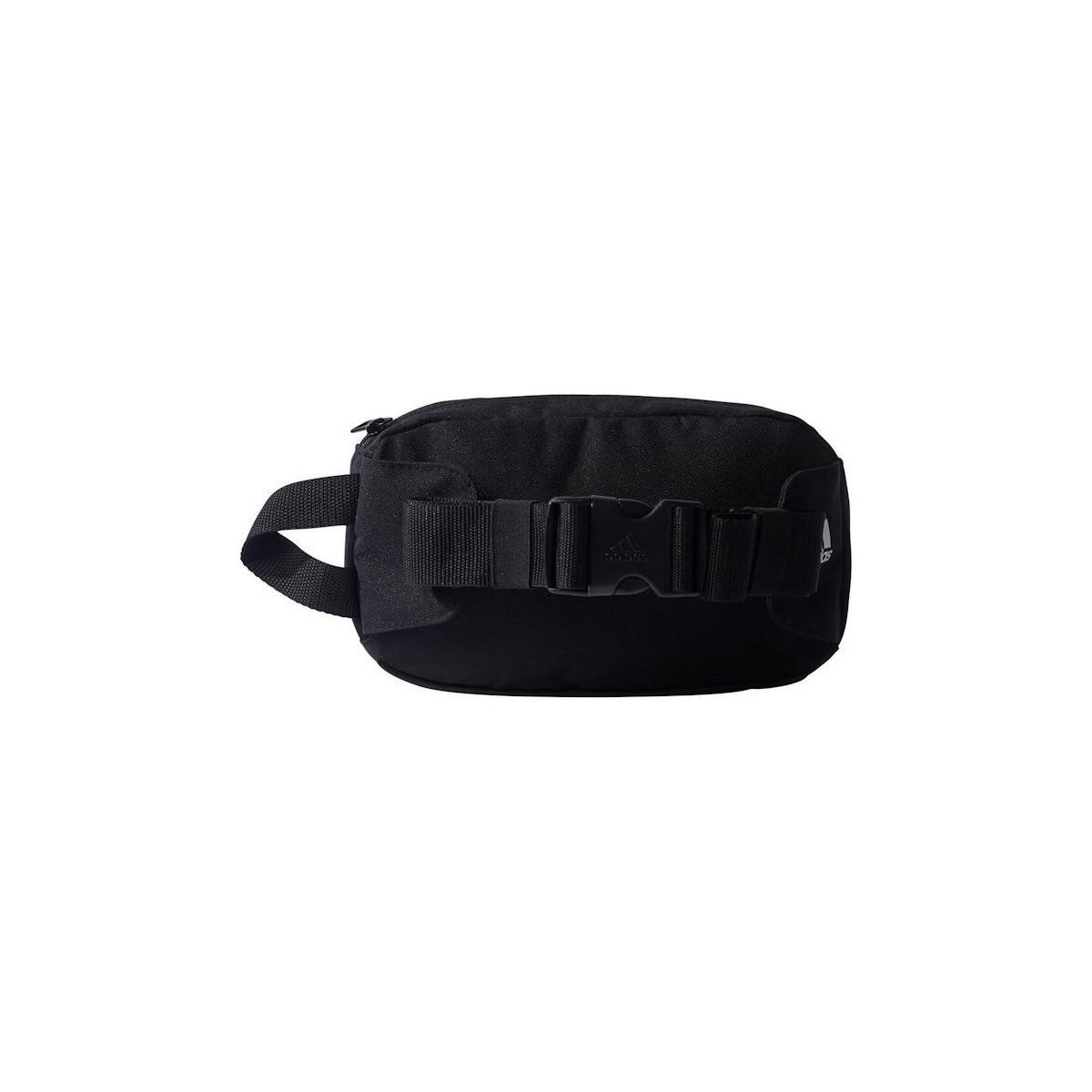 adidas Lin Per Waistbag Women s Hip Bag In Black in Black - Lyst 537c9c4fd2b26