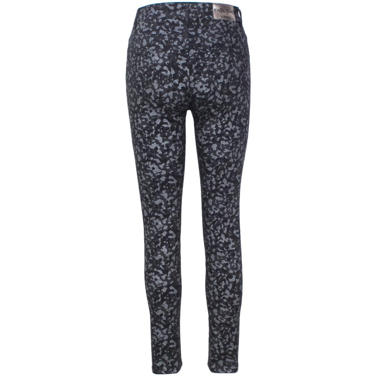 18WWPN01 Jeans skinny Jean Desigual en coloris Noir