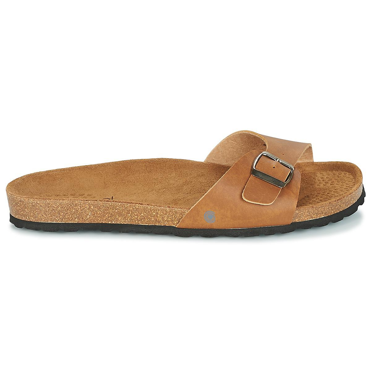 Casual Attitude Mastol Mules / Casual Shoes in Brown for Men