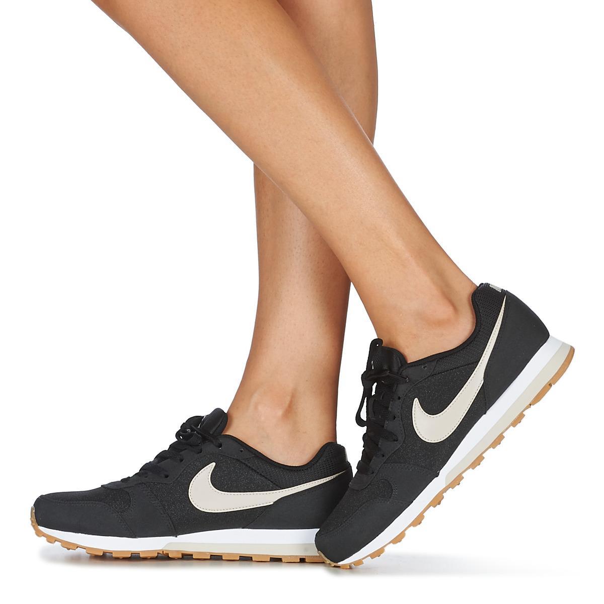 Óptima baño Rango  Nike Md Runner 2 Se in Black - Save 36% - Lyst