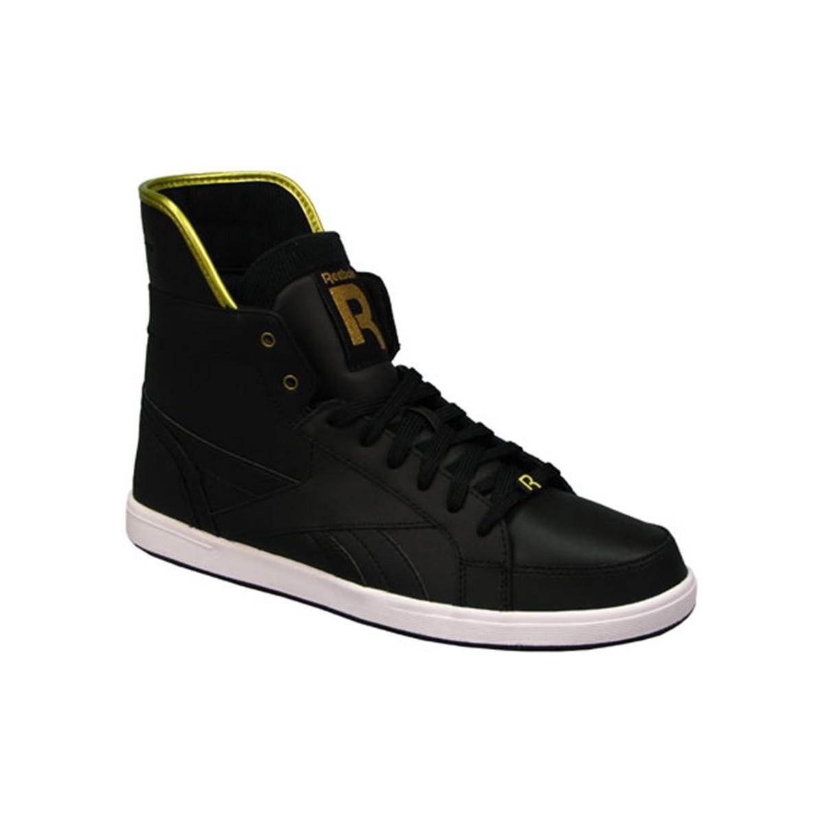 0d36470262 Reebok Sl Flip Men's Shoes (high-top Trainers) In Gold in Metallic ...