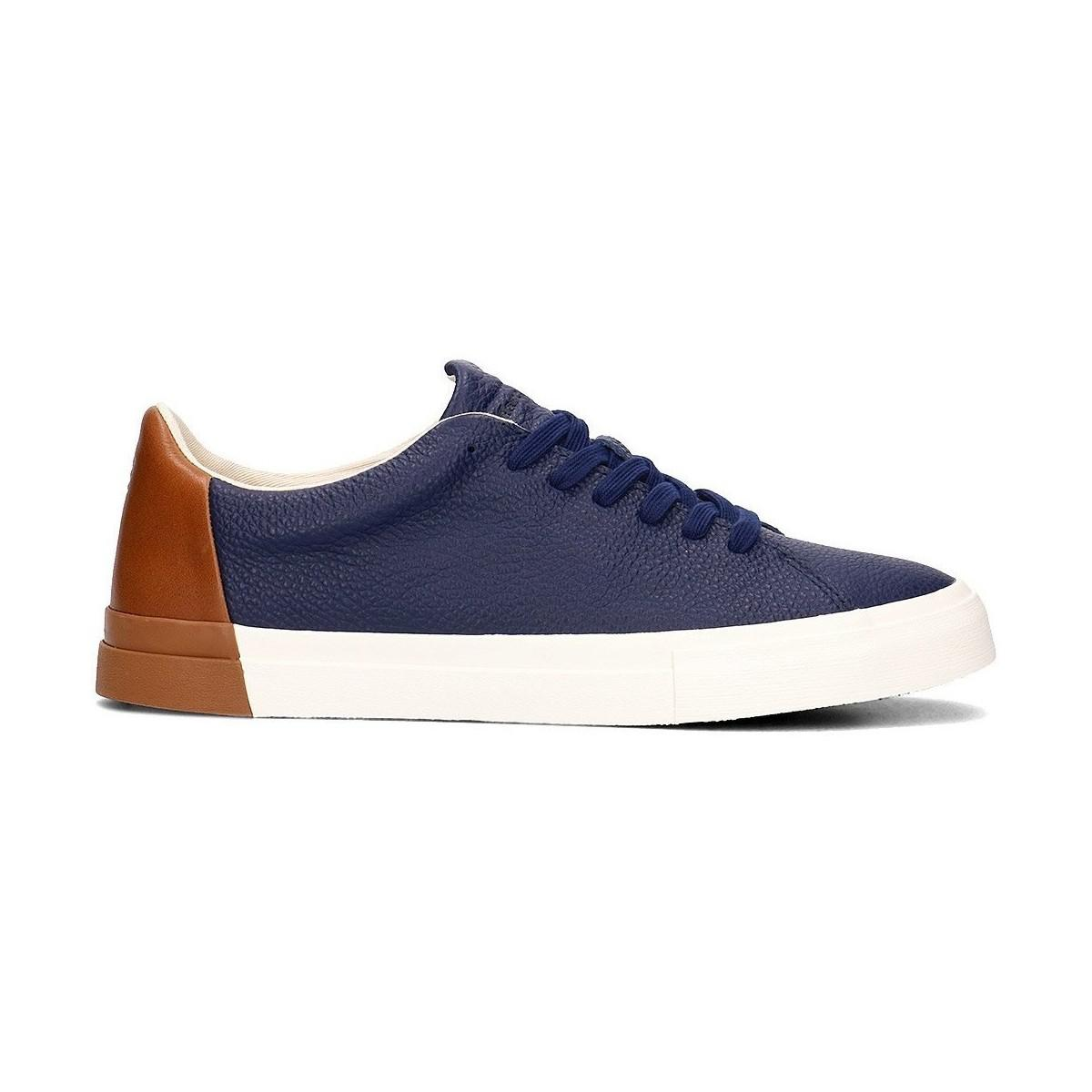 Marc O'polo 80223783502102890 Men's Shoes (trainers) In Multicolour in Blue for Men