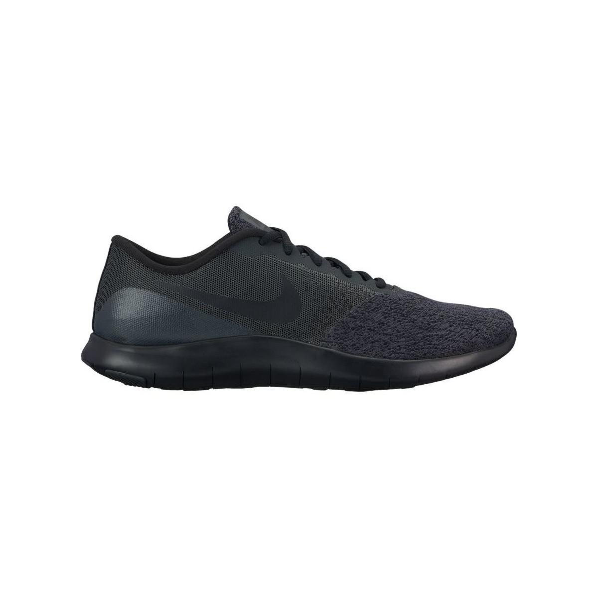 66ad2a5e86a7b Nike Flex Contact Running Shoe Men s Shoes (trainers) In Black in ...