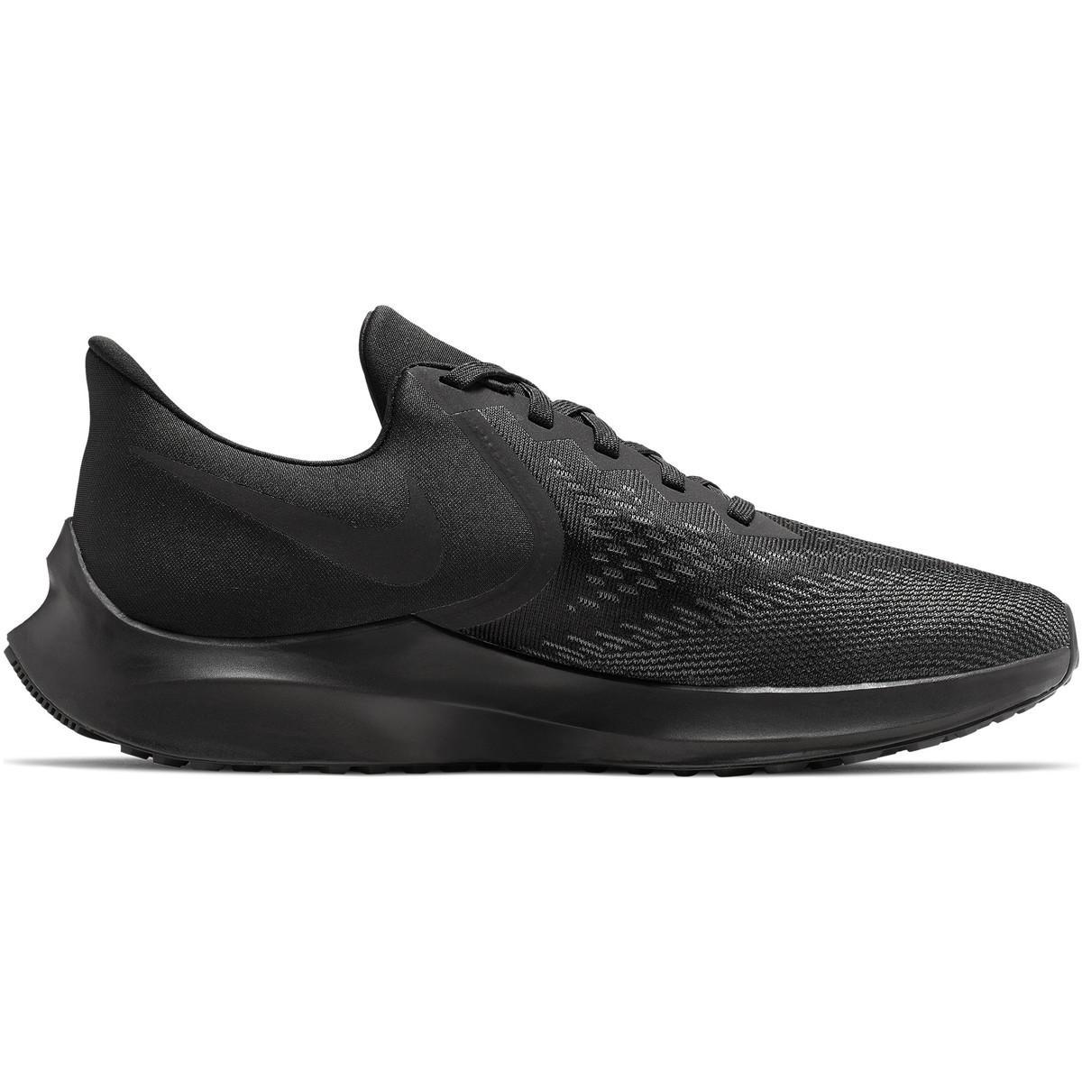 Nike Hardloopschoenen Air Zoom Winflo 6 in het Zwart voor heren