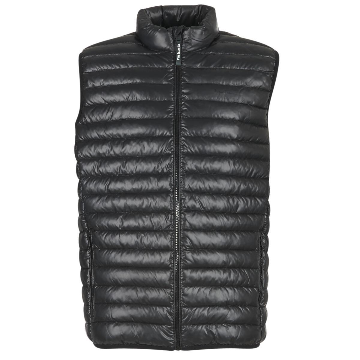 Pepe Jeans Denim Jugo Jacket in Black for Men