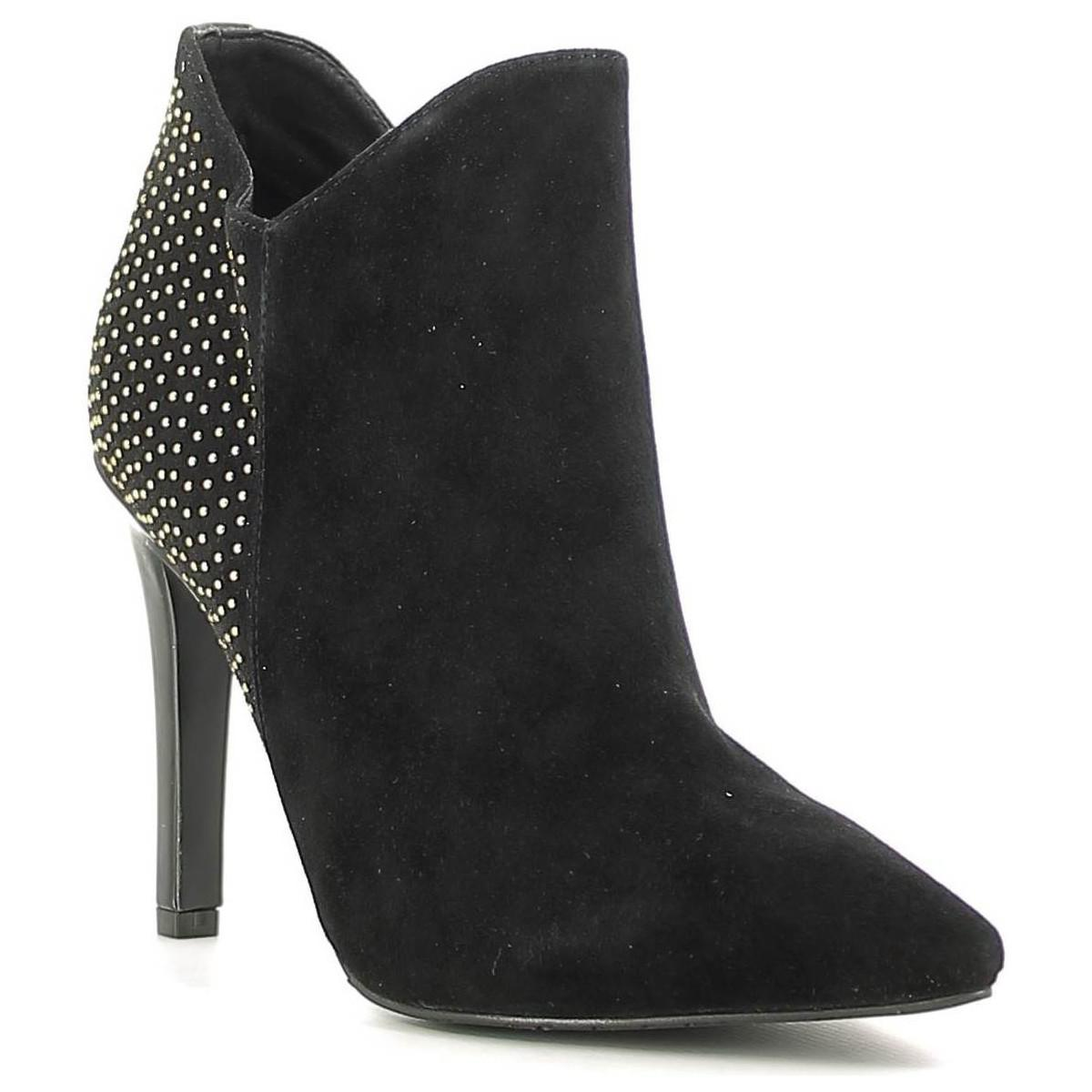 GAUDI V64-64939 Ankle Boots Women Black Women's Mid Boots In Black