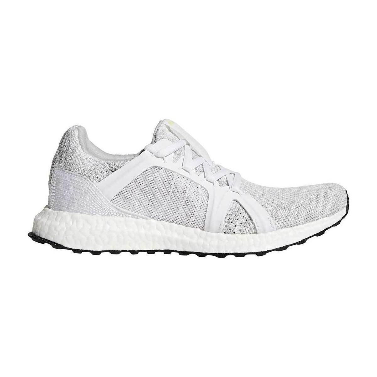 e05a9a2cc40 adidas Ultra Boost X Parley Shoes - Stone - 4 Multicolour Women s ...