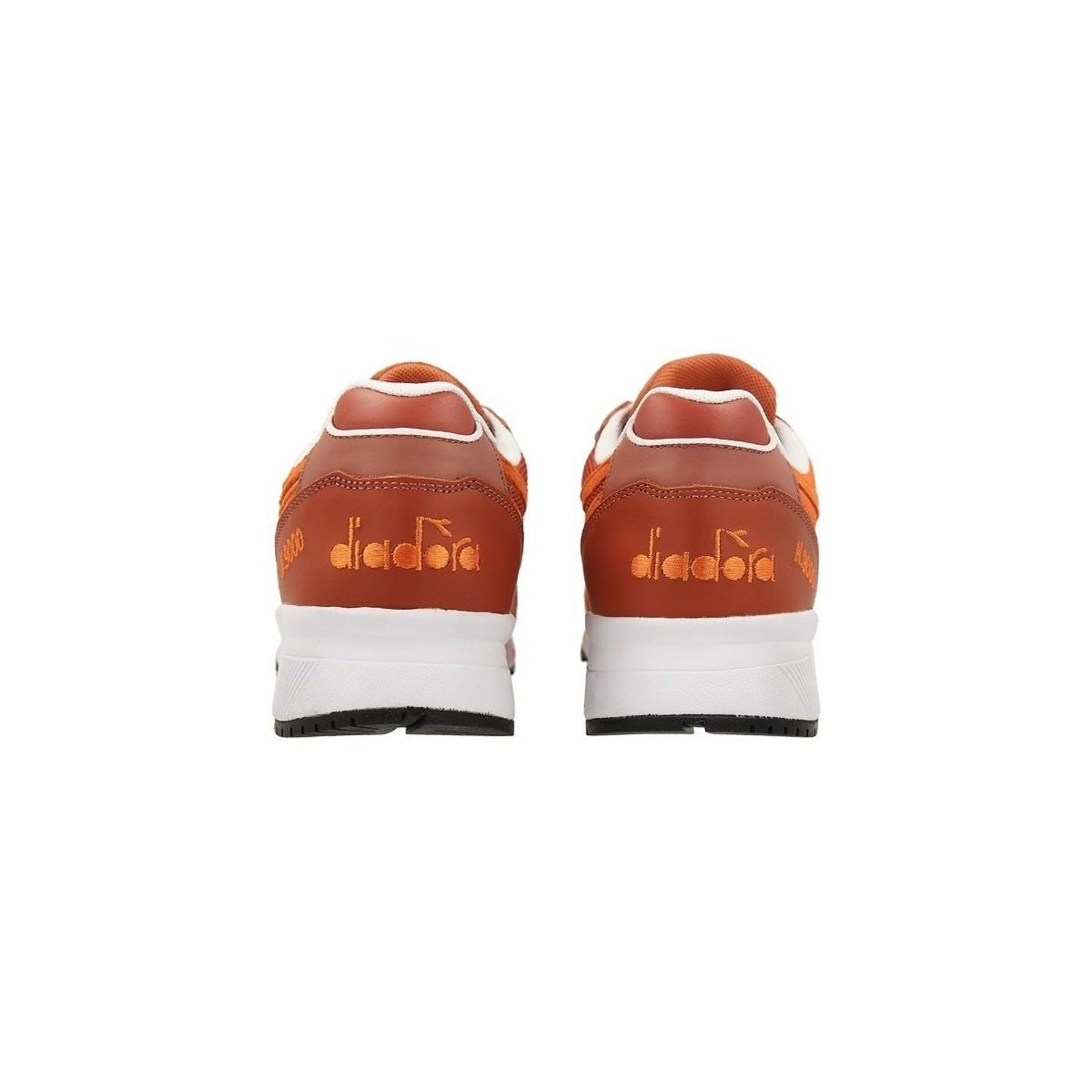 N9000 Premium Chaussures Diadora pour homme en coloris Orange