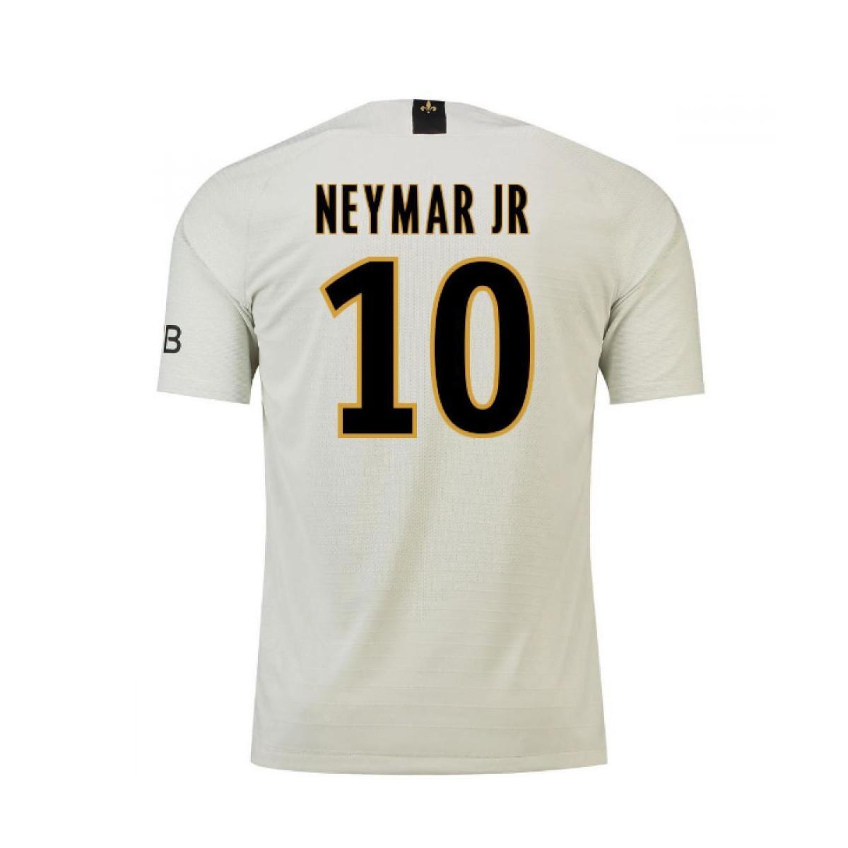 1d898023473 Nike 2018-19 Psg Away Football Shirt (neymar Jr 10) Women s T Shirt ...