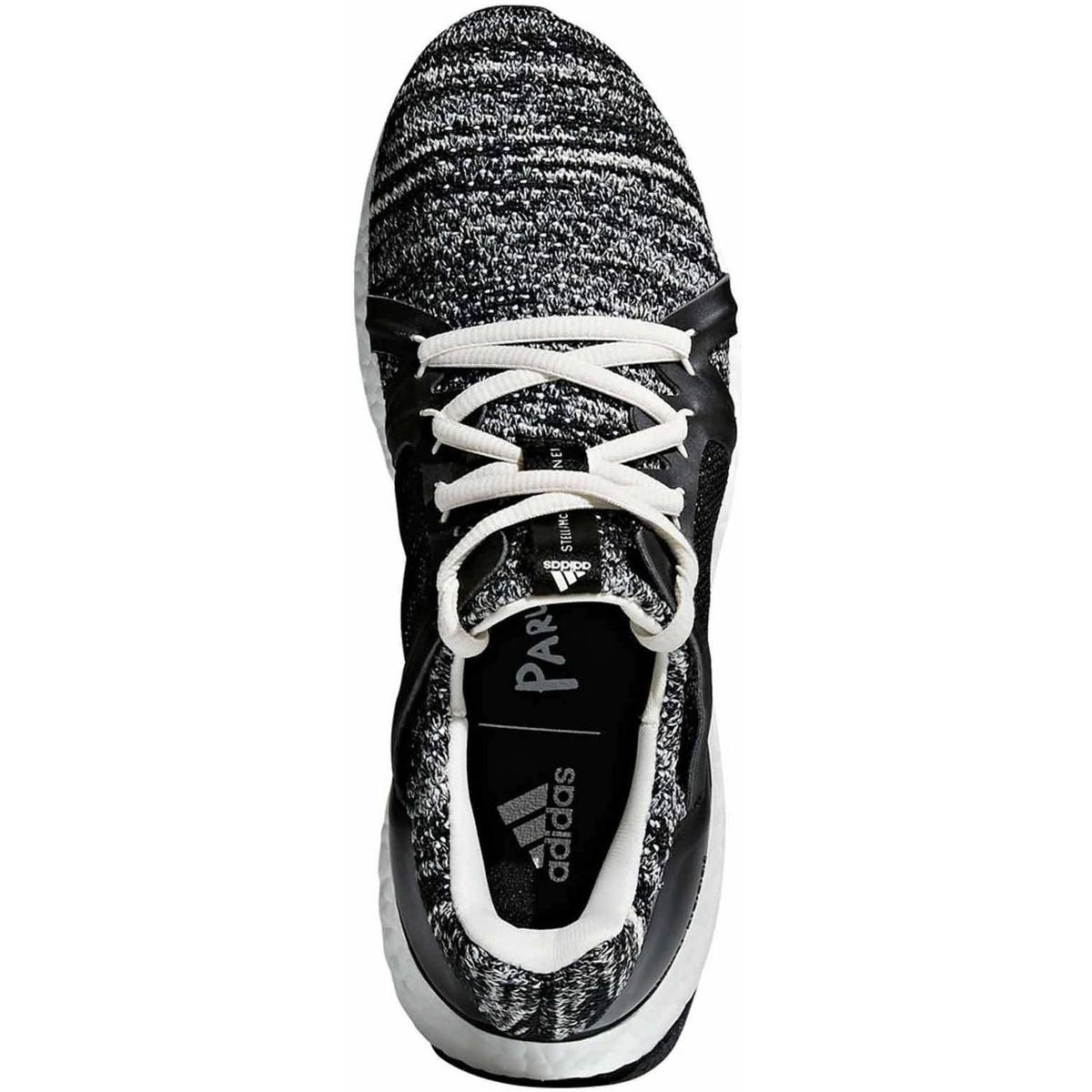 d976313155c Adidas Ultra Boost Parley - Black - 4 Black Women s Running Trainers ...