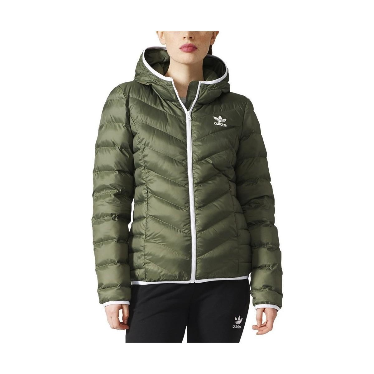 9b86871b998d adidas Originals Originals Slim Women s Jacket In Multicolour in ...
