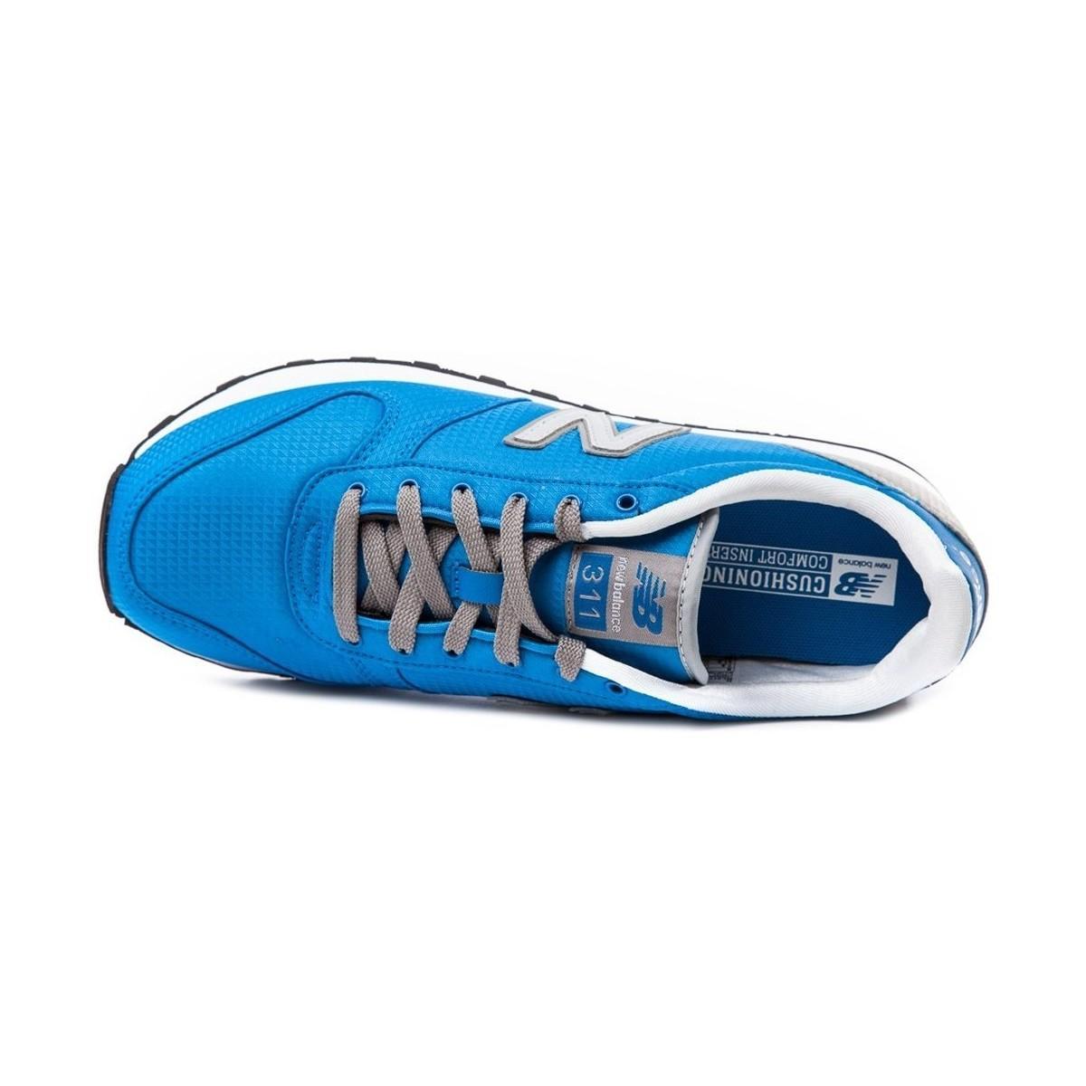 new balance 311 bleu