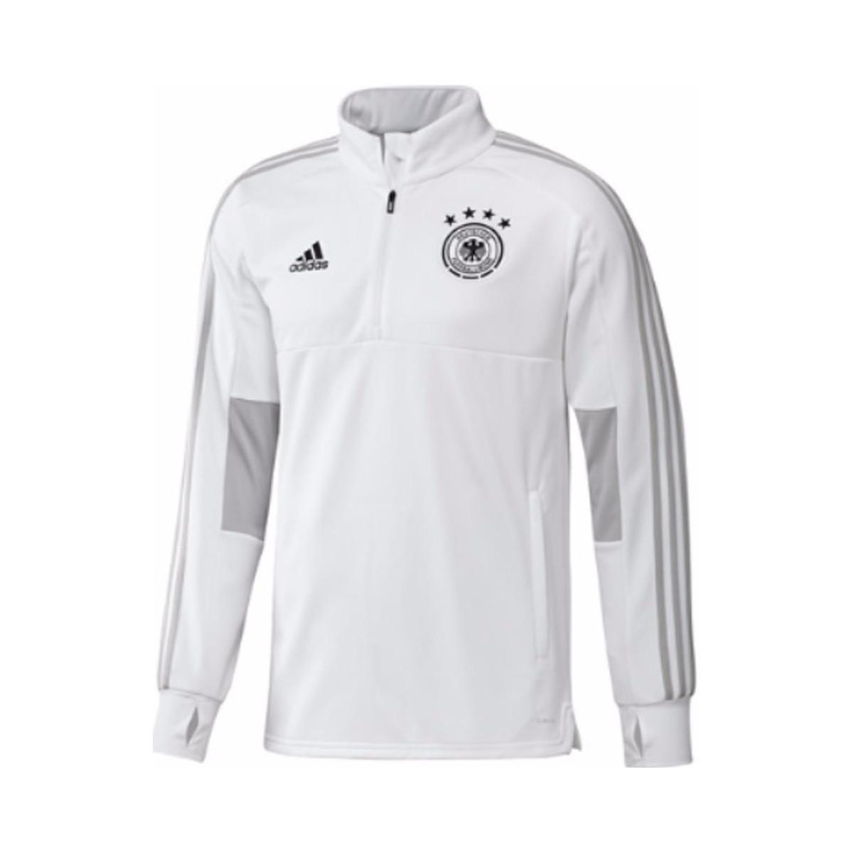 e3efd3e55 adidas 2018-2019 Germany Training Top - Kids Men s Sweatshirt In ...