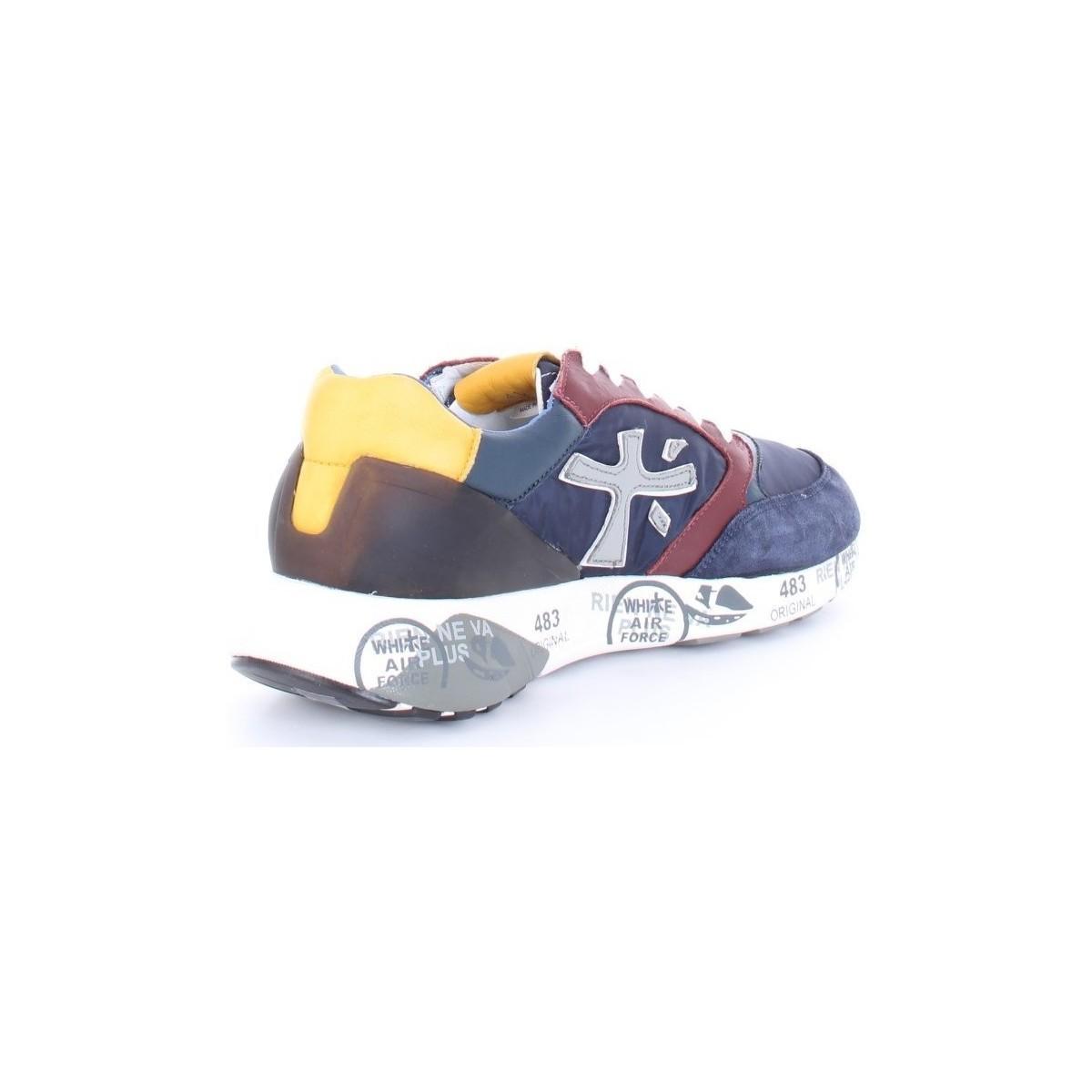 ZAC-ZAC hommes Chaussures en Multicolor Premiata pour homme en coloris Bleu x1Gv