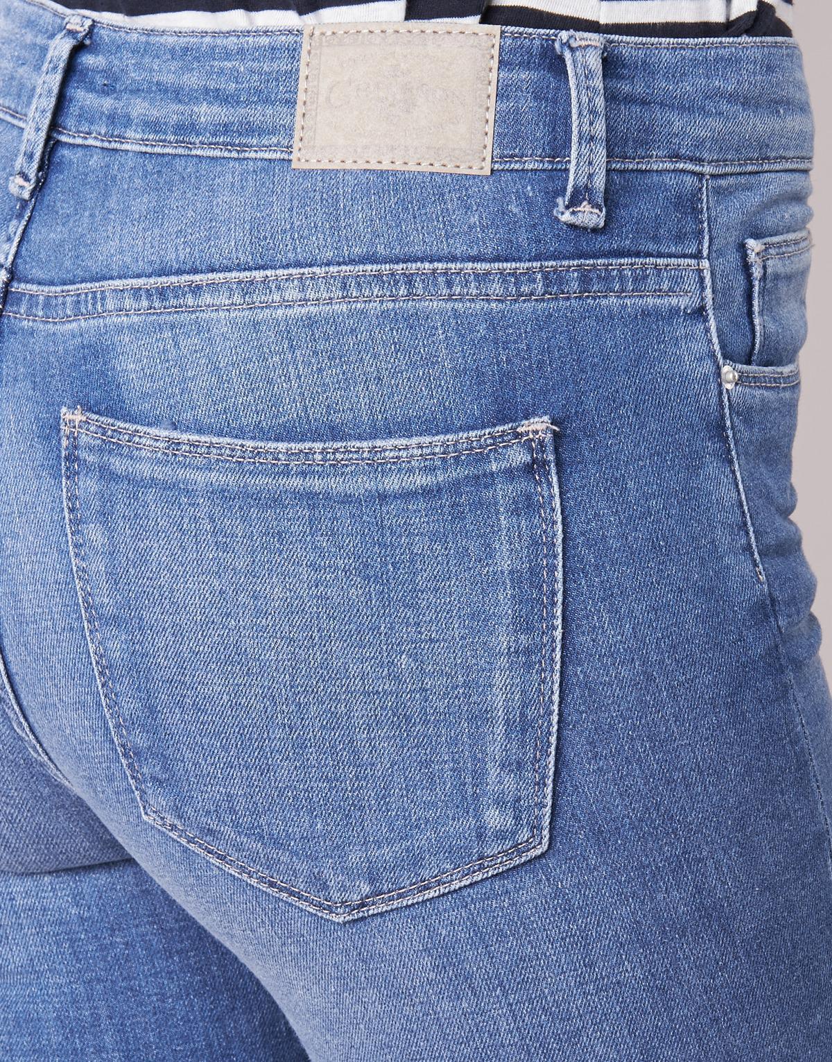 Jeans Jean Cimarron en coloris Bleu - 6 % de réduction