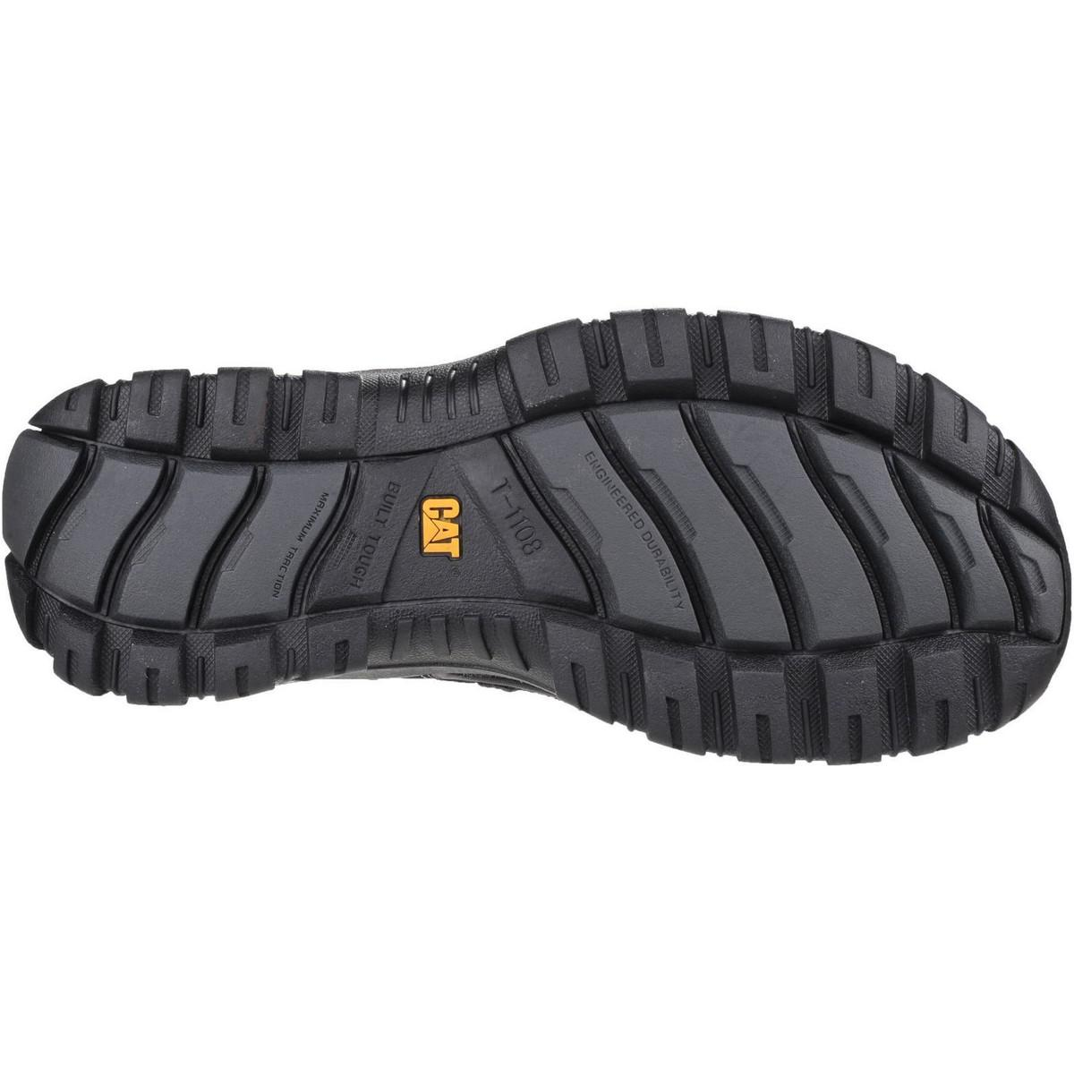 Caterpillar Synthetic Giles Sandals in Black for Men